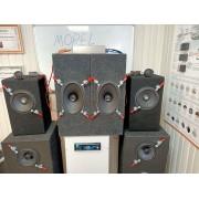 MOREL MAXIMO 6 и MOREL MAXIMO COAX 6x9, тест. MTX TX 480D тест+много музыки.