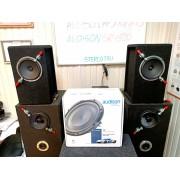 Audison APS 10 D, Audison APS 10 S4S, Hertz CPX 165-полный тест и обзор