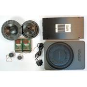Awave AWA 6C+Audio-System Iltaly AS 480+Awave A-SFW10. Тест, обзор и много музыки.
