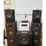Focal ISU 200+Steg DST 401+JVC 992ВТ, полный тест+музыка в HI-Res