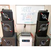 Hertz MLK 700.3+Hertz ML 1650.3 и Hertz ML Power 4D, тест, обзор+много музыки в Hi-Res.