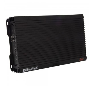 AMP  HD1.2000 + регулятор уровня