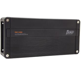 AMP  PRO 1.1000 (MD)+ регулятор уровня