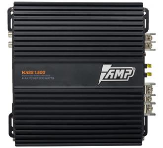 AMP  MASS 1.500 (MD)+ регулятор уровня
