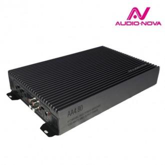 4Канальный усилитель Audio nova AA4.80