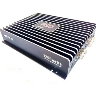 Усилитель одноканальный FSD AMP 750.1D