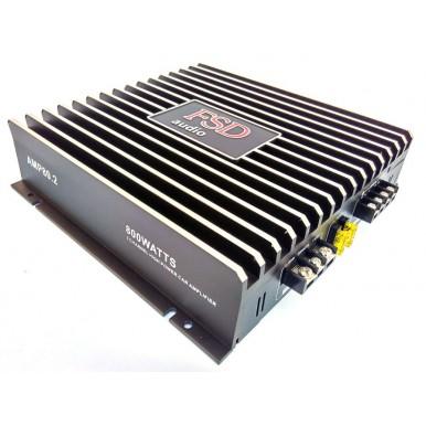 Усилитель двухканальный FSD AMP 80.2