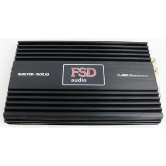 Усилитель одноканальный FSD Master 1500.1D