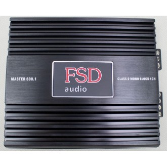 Усилитель одноканальный FSD MASTER 600.1