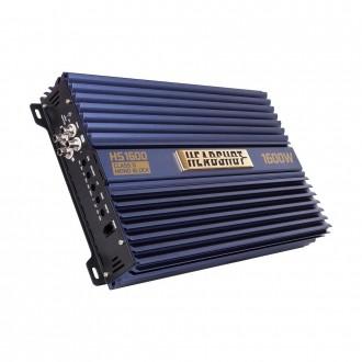 Усилитель Kicx HS-1600