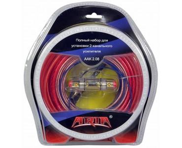Установочный набор для усилителя ARIA AAK 2.08