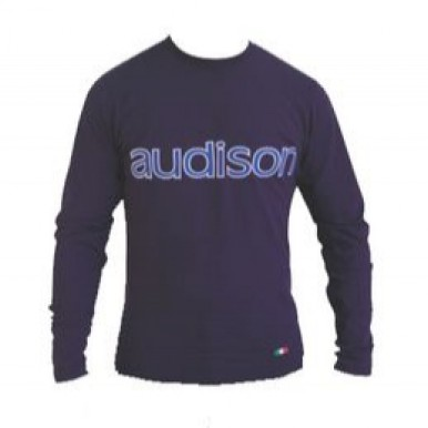 Audison Long Sleeve T-Shirt (M) футболка с длинным рукавом