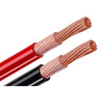 TCHERNOV CABLE STANDART DC POWER 1/0 AWG красн. Провод силовой