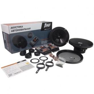 компонентные динамики AMP LB6.5 V2