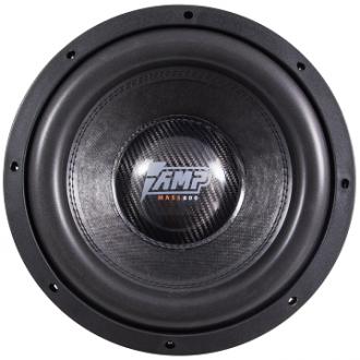 сабвуфер AMP Mass 800 12 D4 (4+4Ом)
