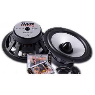 2-х комп динамики AUDIO SYSTEM (Italy) AE-650C