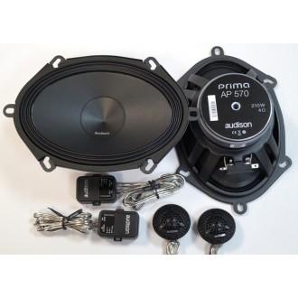 компонентные динамики Audison APK 570