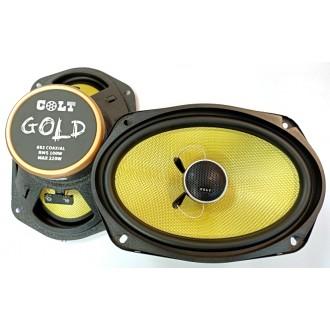 коаксиальные динамики COLT GOLD 692