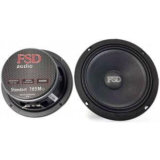 с/ч динамики  FSD audio Standart 165 M