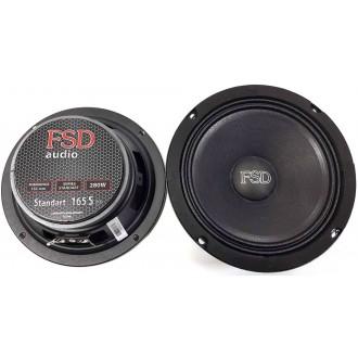 с/ч динамики  FSD audio Standart 165 S