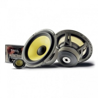 компонентные динамики Focal K2 Power ES 165 K