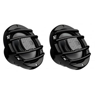 Hertz HMX 6.5 S-LD Powersports Coax RGB LED Set Black