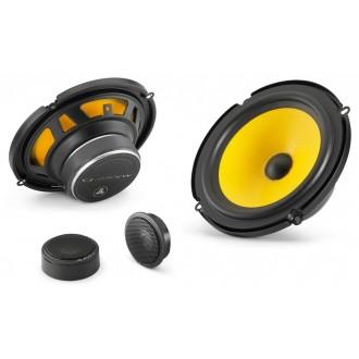 2-х полосные компонентные динамики 16см  JL Audio C1-650