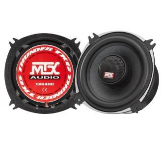 коаксиальные динамики MTX TX-640С