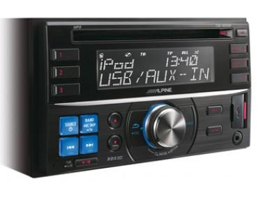 Автомагнитола Alpine CDE-W233R