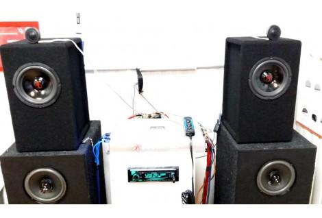 Best Balance F6.5C классные компоненты за 3300р!ПОЛНЫЙ ТЕСТ+ПРОСЛУШИВАНИЕ НА ЮТЮБ