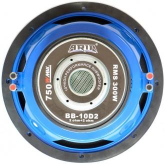 Сабвуфер ARIA BD-10D2