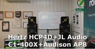 Видео обзор Усилитель HERTZ HCP 4D