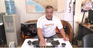 Видео обзор компонентные динамики Hertz MPK 163.3