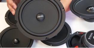 Видео обзор 2-х полосные коаксиальные динамики 16см Focal  Integration ICU 165