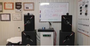 Видео обзор Усилитель четырехканальный FSD  MASTER MINI AMA 4.100 AB