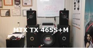 Видео обзор Сабвуфер MTX RT12-04