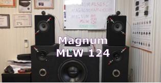 Видео обзор Сабвуфер MAGNUM LIGHT MLW 12-22SM